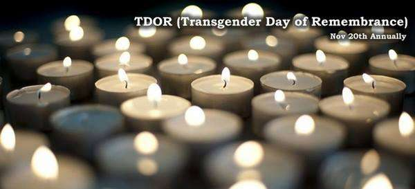 Transgender Day of Remembrance Wishes Pics