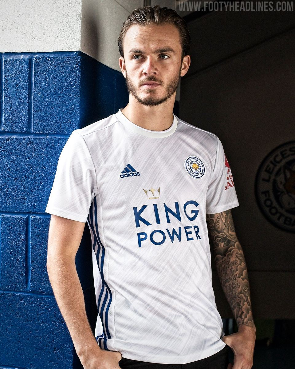 Leicester City 20-21 Away & Third Kits Released - Footy ...