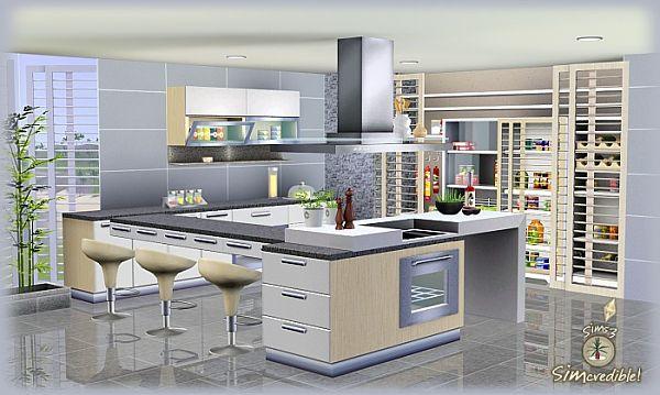 Cozinha The Sims 3