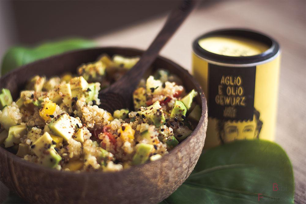 würziger-Quinoa-Salat
