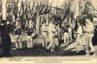 danse pays basque soule