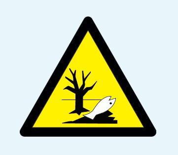 Çevreye Zararlı Maddeler Temel Uyarı İşareti