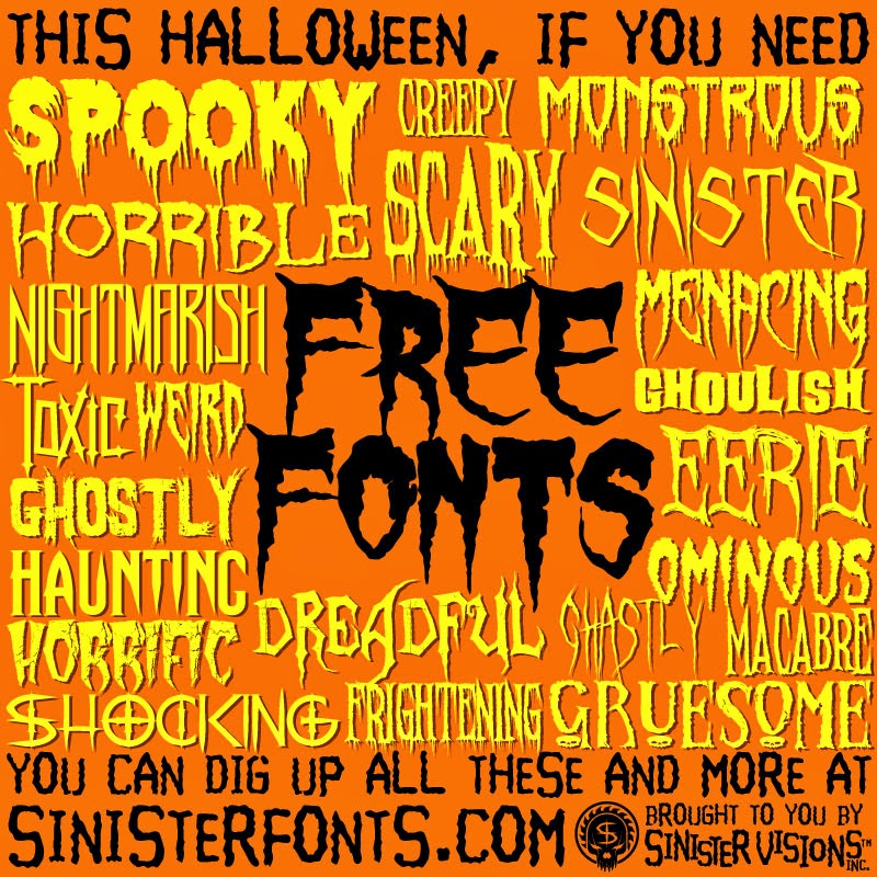 http://www.sinisterfonts.com