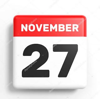 ΠΡΟΣΟΧΗ Η ΚΛΗΡΩΣΗ ΤΟΥ ΠΡΟΜΙΝΙ ΤΗΝ ΤΕΤΑΡΤΗ 27.11.19 (ωρα 17.00 )