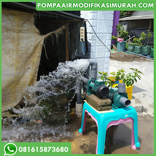Pompa Air Modifikasi Jogja