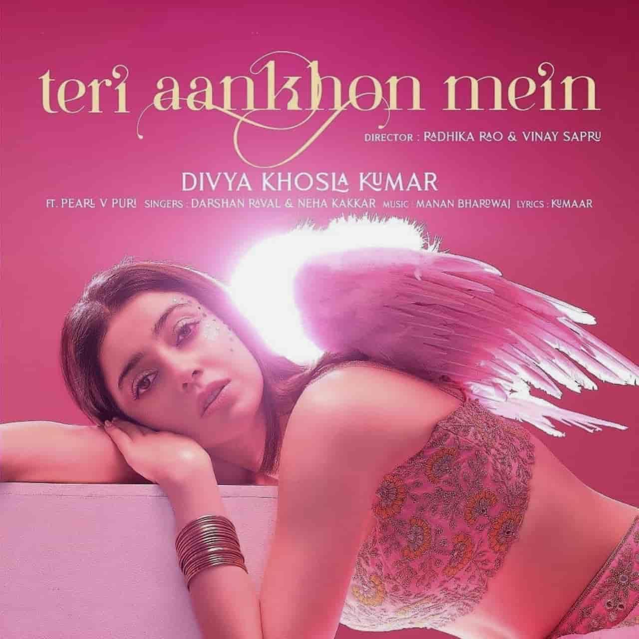 Teri Aakhon Mein Song Image Features Divya Khosla Kumar