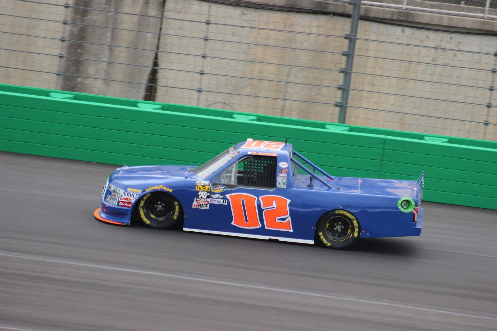 """Camping World Truck Series owner-driver Austin Hill expects """"wild ..."""
