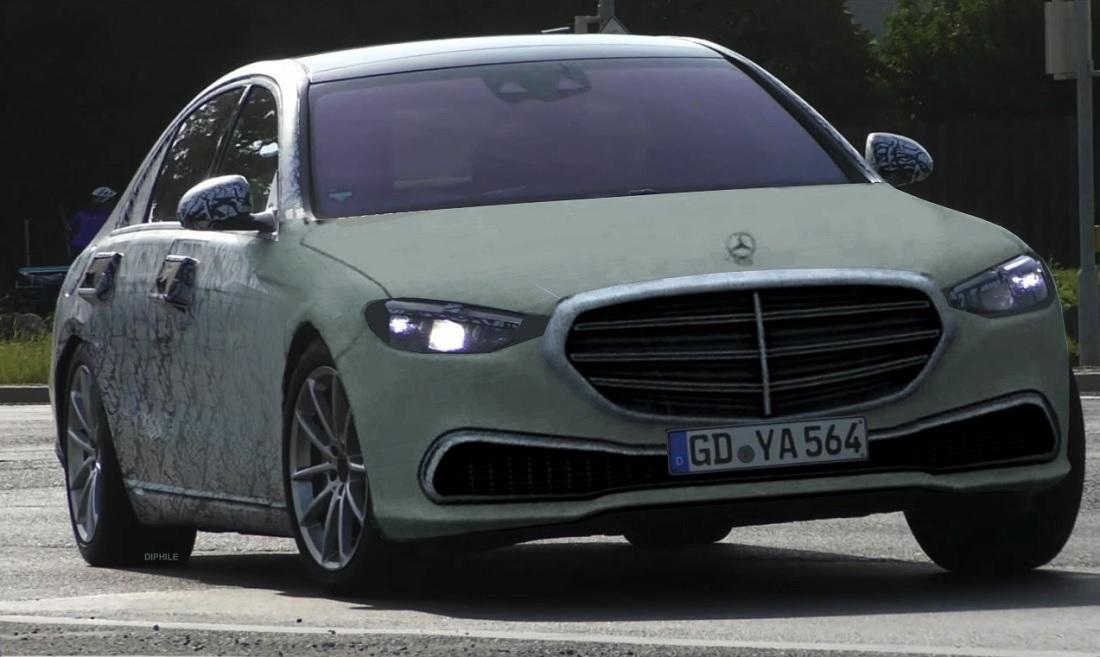 2020 - [Mercedes-Benz] Classe S - Page 5 %252C38