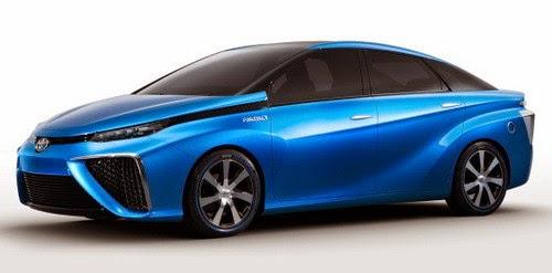 Toyota FCV Concept 2013