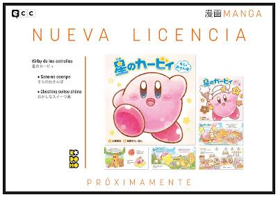 - Kirby de las estrellas, Sora no osanpo y Okashina suitsu shima