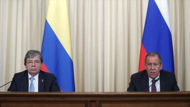 Rusia rechaza cualquier intervención militar en Venezuela
