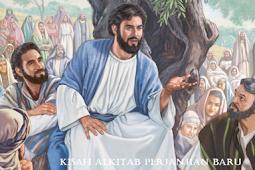 Kumpulan Cerita Alkitab anak sekolah minggu lengkap ayat alkitab (bagian perjanjian baru)