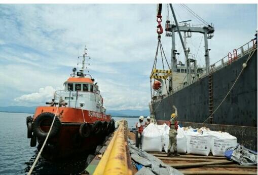 Ini Penjelasan PTVI Terkait Aktivitas TKBM Pelabuhan Malili