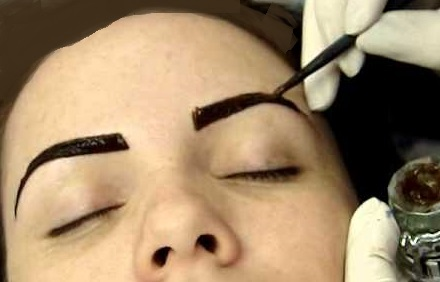 Best Color Your Eyebrows With Henna!! - FashionR