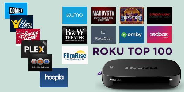 Best Roku Channels!