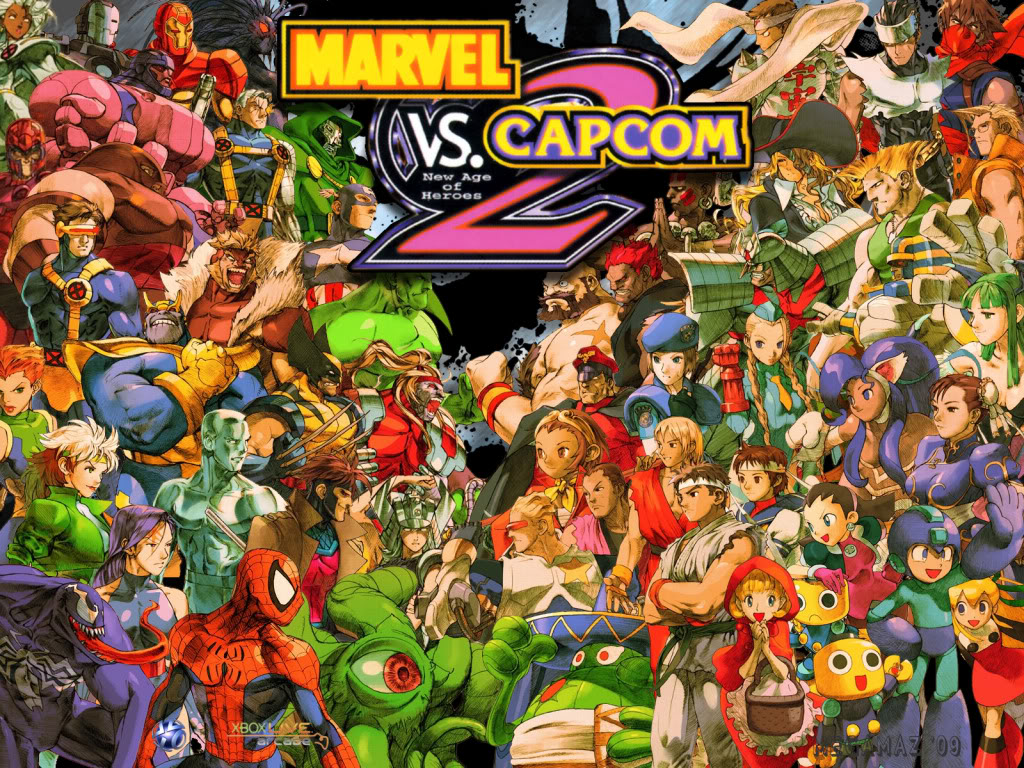 What if Capcom made a new 'Versus' game?