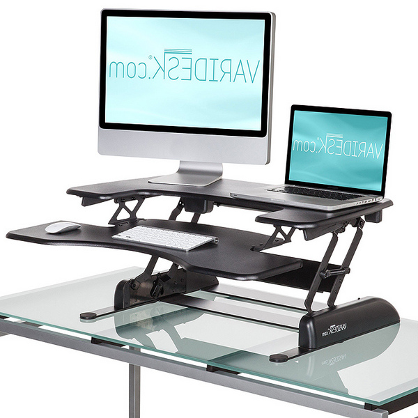 STANDING At Your DESK Vs Sitting Best Office Furniture Design Ideas