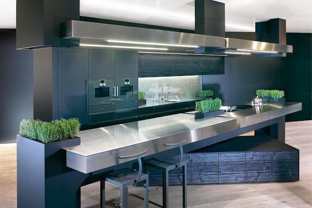 مطابخ مجهزة,kitchens,ديكورات مطابخ مودرن,ديكورات مطابخ 2019,ديكورات مطابخ مفتوحة على الصالون