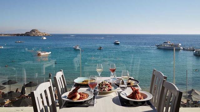 Το ιταλικό εστιατόριο στη Μύκονο που τρως με 8,5 ευρώ. Κι όμως υπάρχει