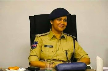 Chandana Deepti, IPS: Bio, Wiki, Boyfriend, Husband, Age, Caste and Family