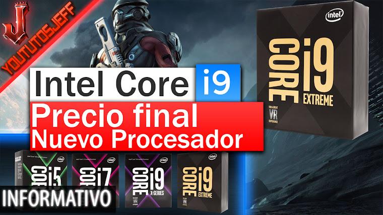Intel Core i9 Extreme Edition | Intel anuncia sus poderosos procesadores Core X