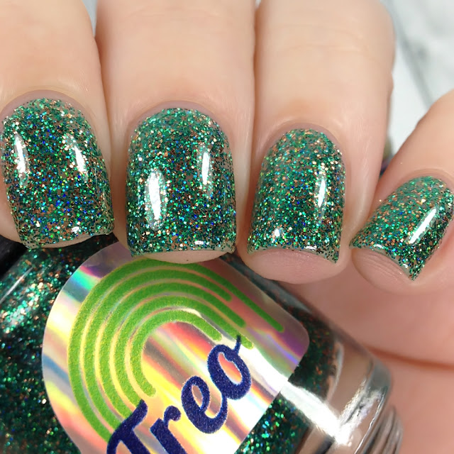 Treo Lacquer-Emerald Eyes