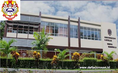 Daftar Fakultas dan Program Studi Universitas Katolik Widya Mandala Madiun