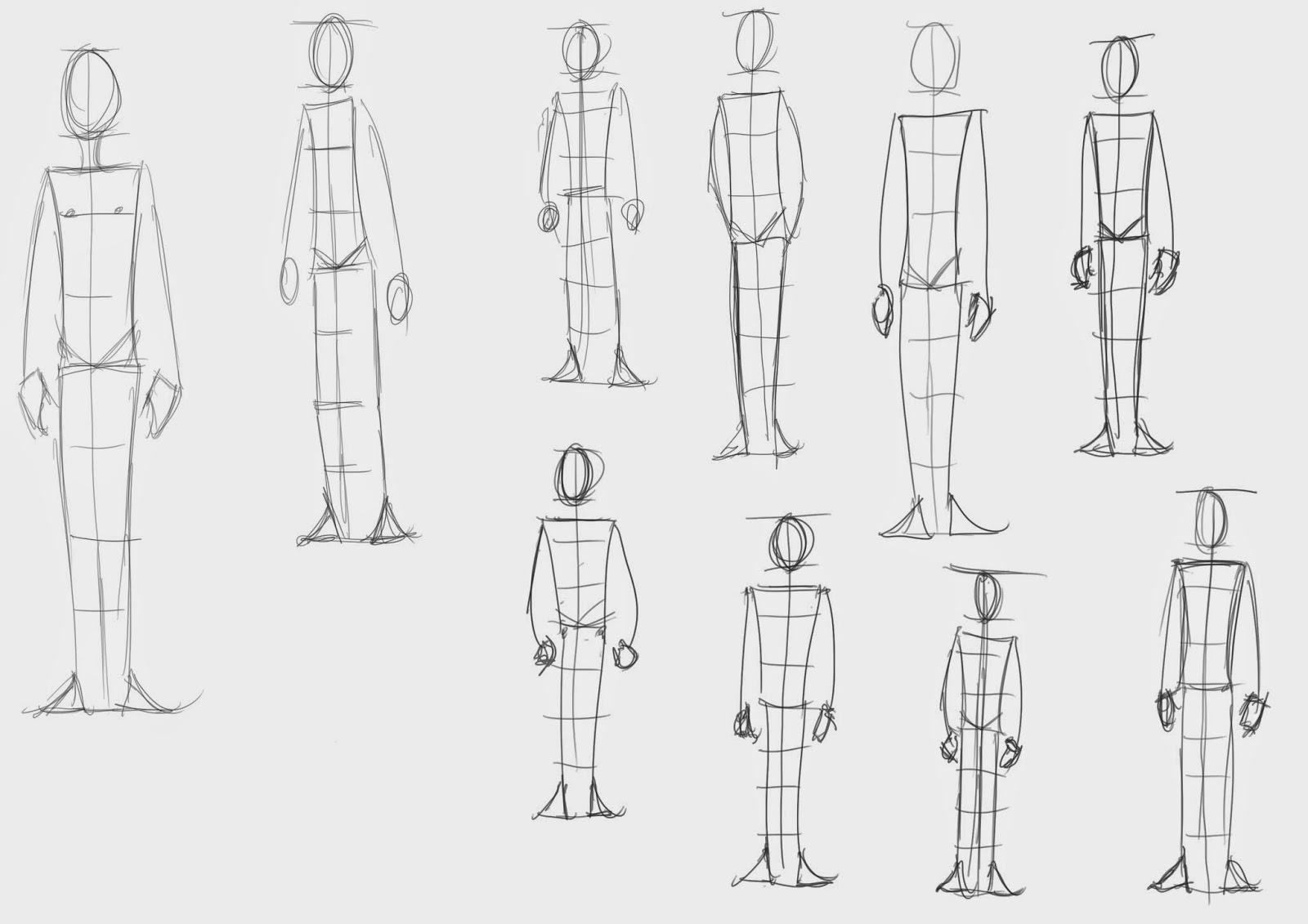 Max S Blog Figure Drawing Challenge