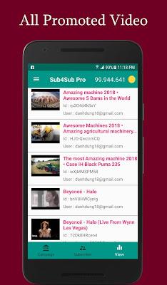 تنزيل Sub4Sub Pro (No Ads) APK