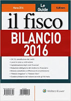 Il Fisco: Bilancio 2016