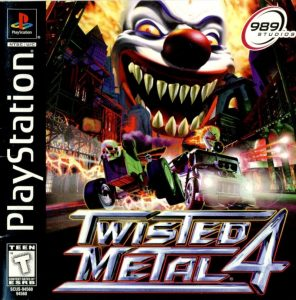 Download Twisted Metal 4 Torrent (Ps1)