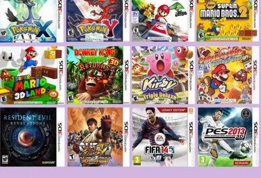 Free nintendo 3ds games download,   nintendo info.