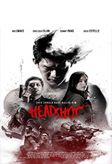 Headshot (2016) BDRip 1080p Latino AC3 5.1 / Castellano AC3 5.1 / indonesio DTS 5.1