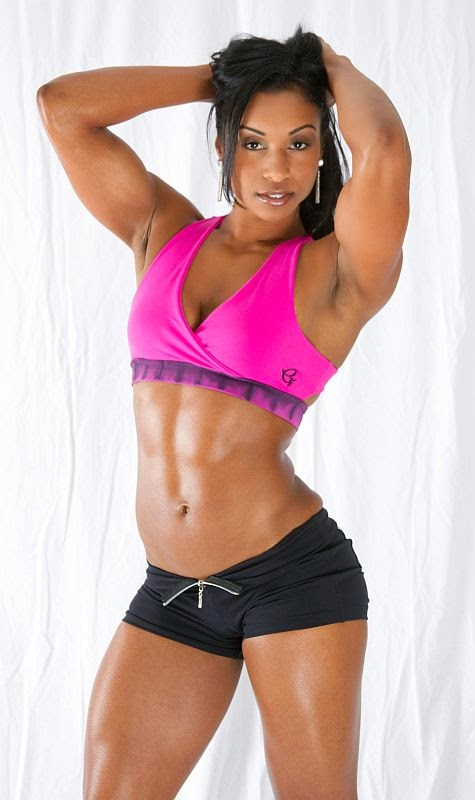 Kamla Macko - Female Fitness Models