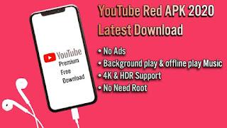 YouTube Premium APK v0.18.2 MOD Background Play (No Ads)