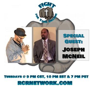 A Heartfelt Conversation with Joseph McNeil