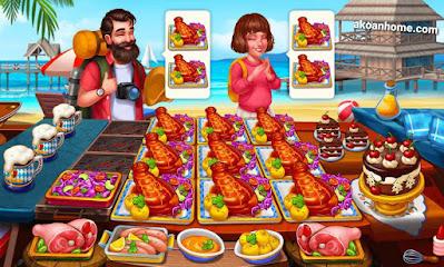 تحميل لعبة طبخ Cooking Hot - Crazy Restaurant Chef مجانا للاندرويد