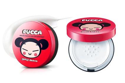 Review Hocos Pucca Chu Chu Sun Pact SPF43 PA+++