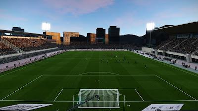 PES 2020 Cornaredo Stadium