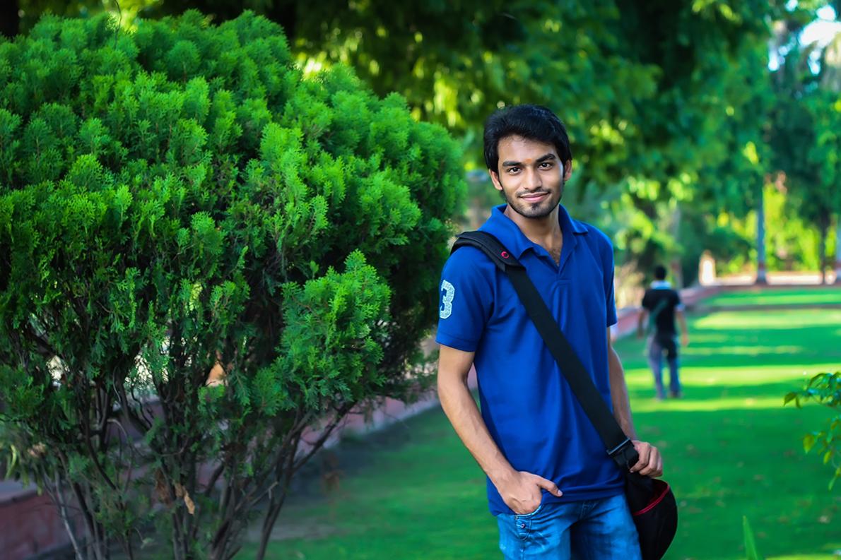Arpit Mittal Blogger