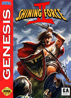 Shining Force II (BR) [ SMD ]