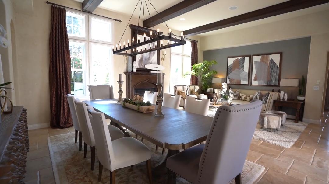 24 Interior Design Photos vs. 15605 Rising River Pl N, San Diego, CA Luxury Home Tour