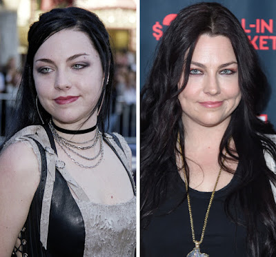 9. Amy Lee do Evanescence