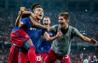 CSKA Moscow win Russian Super Cup
