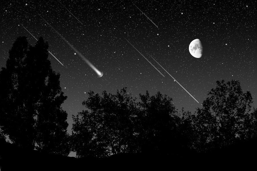 """Δημοτικό Αστεροσκοπείο Λάρισας: Η """"βροχή""""των Λεοντιδών"""
