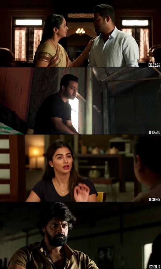Aravinda Sametha Veera Raghava 2018 UNCUT HDRip 720p 480p Dual Audio Hindi Full Movie Download