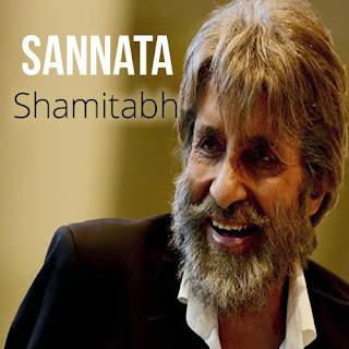 Sannata Lyrics - Shamitabh