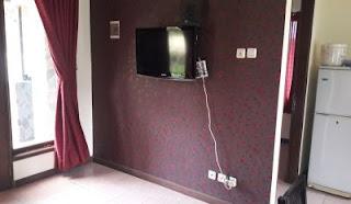 fasilitas Televisi villa gue