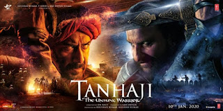 Taanaji – The Unsung Warrior First Look Poster 3
