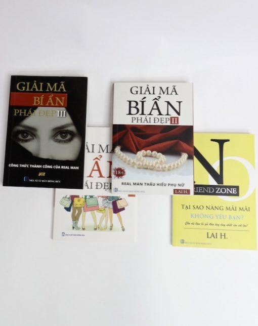 Share khóa học Giải mã bí ẩn phái đẹp 1, 2, 3 - Lai H
